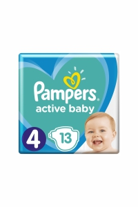 Pampers 4 maxi active baby