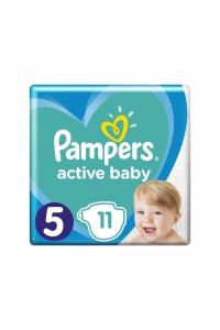 Pampers 5 junior active baby